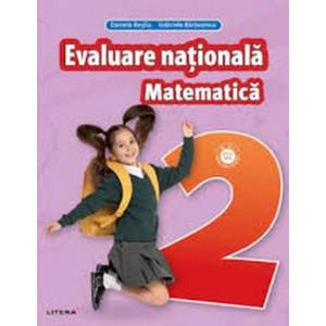 Matematică. Teste pentru evaluarea națională. Clasa a II-a