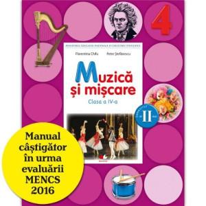 Manual de Muzică și mișcare pentru clasa a IV-a, partea II