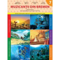 Muzicanții din Bremen Caiet Semestrul II Clasa pregătitoare