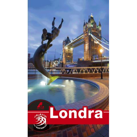 Londra. Călător pe mapamond