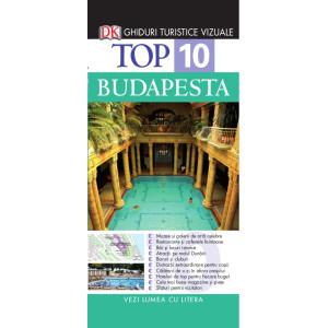 TOP 10. Budapesta - ghid turistic vizual