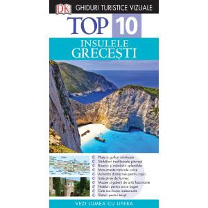 TOP 10. Insulele grecești - ghid turistic vizual