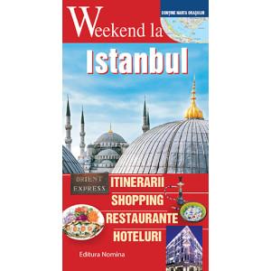 Weekend la Istanbul. Ghid turistic