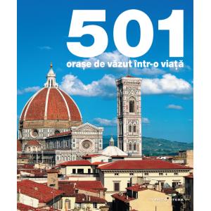 501 orașe de văzut într-o viață