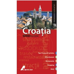 Croația. Ghid turistic
