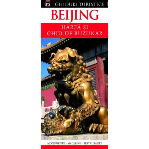 Ghiduri turistice - Beijing - Hartă și ghid de buzunar