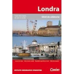 Londra - Ghid de călătorie DeAgostini