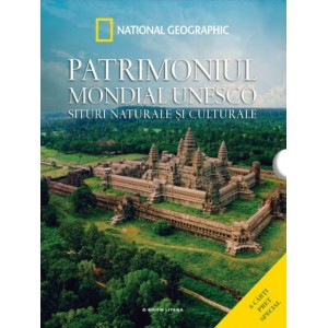 Set patrimoniul mondial UNESCO - 6 volume
