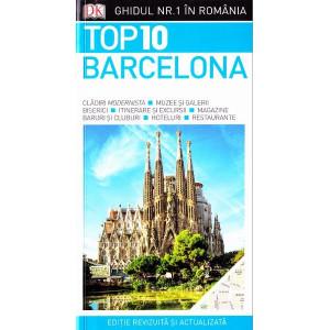 Top 10. Barcelona - ghid turistic vizual