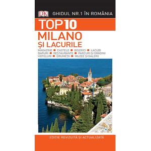 Top 10. Milano și lacurile - ghid turistic vizual
