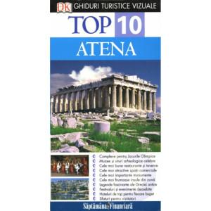 TOP 10. Atena - ghid turistic vizual