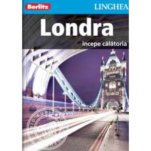 Londra - începe călătoria