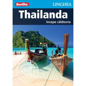 Thailanda - începe călătoria
