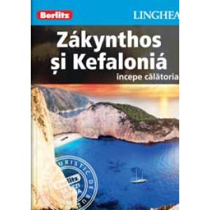 Zakynthos şi Kefalonia - începe călătoria