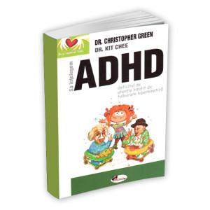 Să înțelegem ADHD (Deficitul de atenție însoțit de tulburare hiperkinetică)