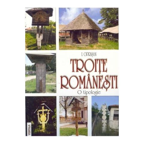 Troițe românești (Bilingvă. Română-Engleză)