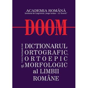 Dicționarul Ortografic Ortoepic și Morfologic al Limbii Române DOOM