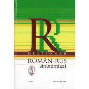 Dicţionar român-rus sinonimizat
