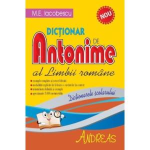 Dicționar de antonime al limbii române