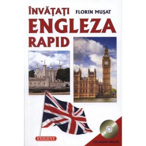 Învățați engleza rapid  (CD Audio Inclus)