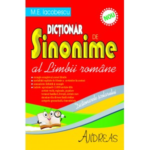 Dicționar de sinonime al limbii române