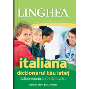 Dicţionarul tău isteţ italian-român şi român-italian