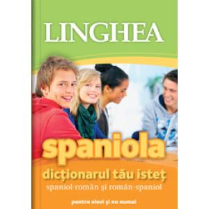 Dicţionarul tău isteţ spaniol-român şi român-spaniol