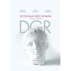 Dicționar grec-român. Volumul 2