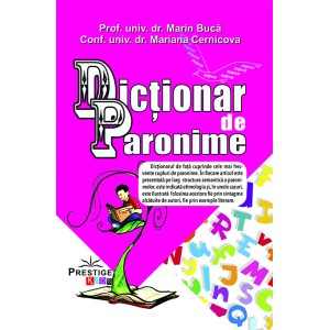 Dicționar de Paronime