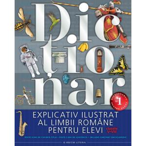 Dicționar explicativ ilustrat al limbii române pentru elevi (clasele V-VIII)