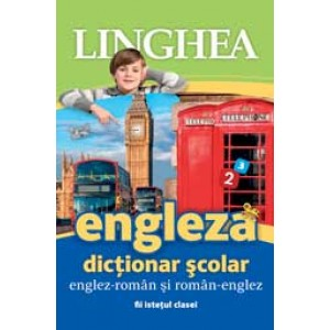 Dicționar școlar englez-român și român-englez