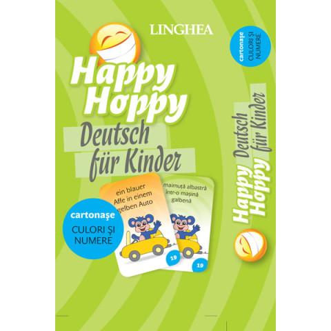 Happy Hoppy - Culori și numere GE