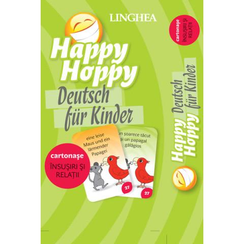Happy Hoppy - Însușiri și relații GE