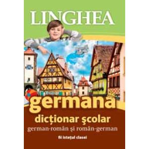 Dicționar școlar german-român și român-german