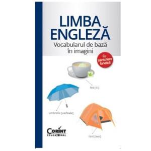 Limba engleză. Vocabularul de bază în imagini