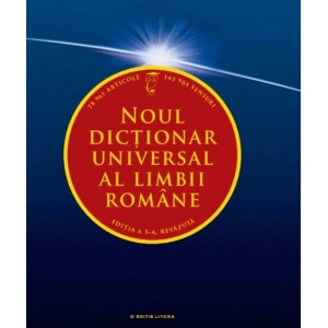 Noul dicționar universal al limbii române