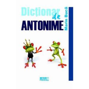 Dicționar de antonime
