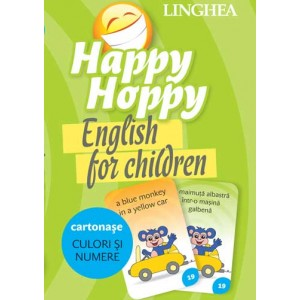 Happy Hoppy - Culori și numere
