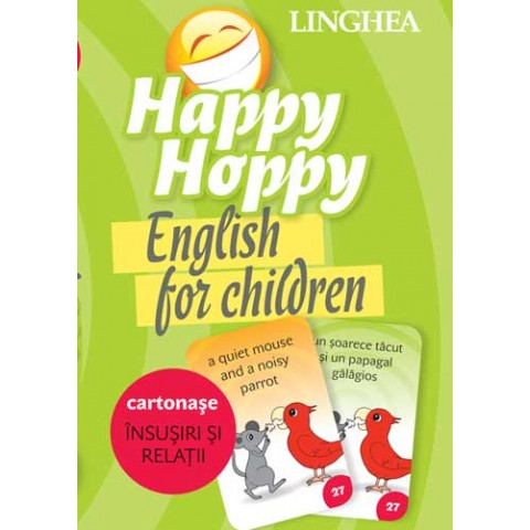 Happy Hoppy - Însușiri și relații