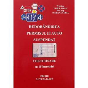Redobândirea permisului Auto suspendat