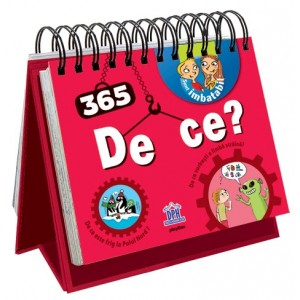 """Calendar """"Sunt imbatabil"""" 365 de ce?"""