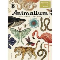 Animalium. Bun venit la muzeu. Intrarea liberă