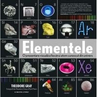 Elementele. O prezentare vizuală a fiecărui atom cunoscut din univers