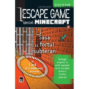 Escape game - Sașa și fortul subteran