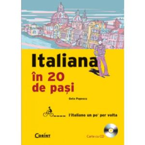 Italiana în 20 de pași + CD