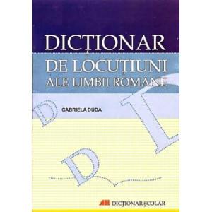 Dicționar de locuțiuni ale limbii române