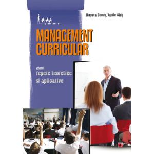 Management Curricular (vol. 1 Repere teoretice și aplicative)