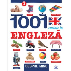 1001 Cuvinte în engleză - Despre mine