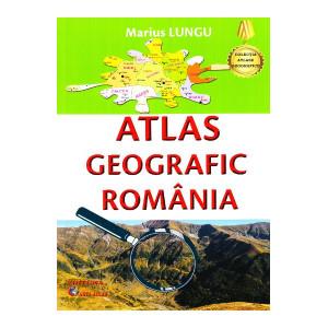 Atlas geografic România