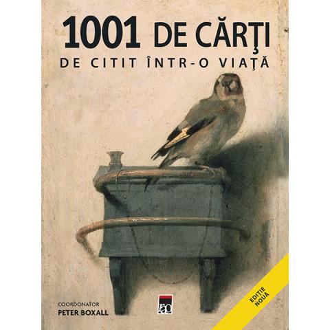 1001 cărți de citit într-o viață